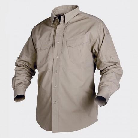 Рубашка Defender с д/рукавами - Canvas