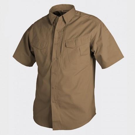 Рубашка Defender с к/рукавами - Canvas