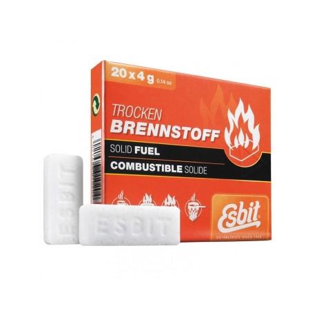 Топливо твердое для горелок Esbit