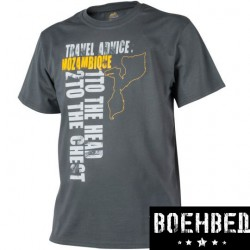 футболка T-shirt Helikon Travel Advice: Mozambique