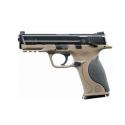 Пневматический пистолет S&W MP40 TS FDE