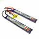 Акумулятор Turnigy Nano-Tech LiPo 7,4V 1200mAh 15-25C Nunchuck