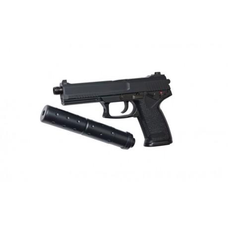Пистолет ASG SOCOM MK23 Green Gas