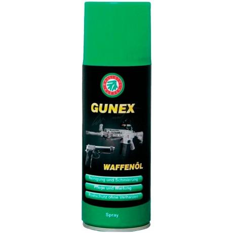 Масло оружейное Ballistol gunnex-2000