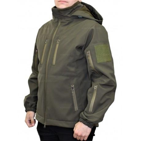 Куртка Soft Shell Olive