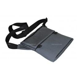 Плечевая сумка Стрелок СП-5 темно-серая