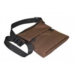 Плечевая сумка Стрелок СП-5 коричневая