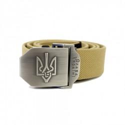 Ремень Helikon с Гербом Украины Khaki