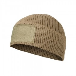 Шапка Helikon Beanie - Grid Fleece Coyote