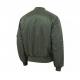 Куртка Mil-Tec бомбер MA1 Olive