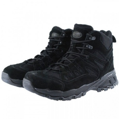Ботинки Mil-Tec Trooper Squad 5 Black