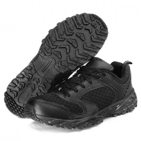 Кроссовки Mil-Tec тренировочные Бундесвер Черные