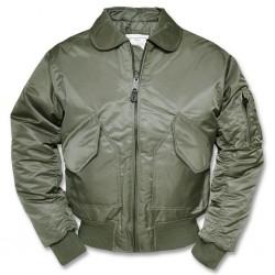 Куртка Летная Mil-Tec CWU Olive