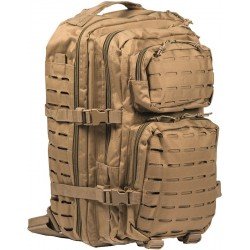 Рюкзак Mil-Tec Assault Small Laser Cut 20L Coyote