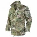 Куртка Mil-tec M-65 Multicam