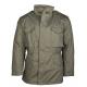 Куртка Mil-tec M65 Olive