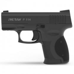 Пистолет стартовый Retay P114 Black