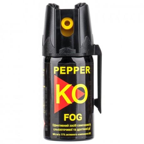 Газовый Баллончик Klever KO Fog 40 мл