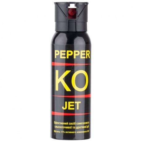 Газовый Баллончик Klever KO Jet 100 мл