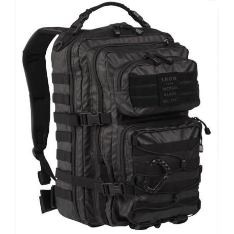 Рюкзак Mil-Tec US ASSAULT PACK LG TACTICAL BLACK