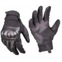 Перчатки Mil-tec Gen II с костяшками и откидным пальцем