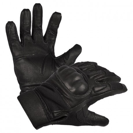 Перчатки Mil-tec Action Nomex Black