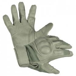 Перчатки тактические Mil-tec Action Nomex Foliage Green