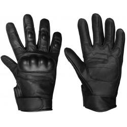Перчатки тактические Gripper (кожа)