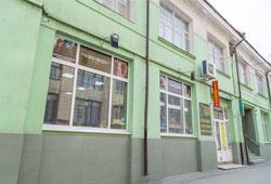 Фото фасада склад-магазина Военвед