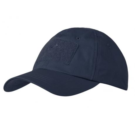 Бейсболка Helikon Polycotton Ripstop Navy Blue