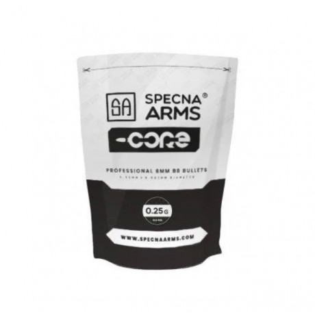 Шары ASG Specna Arms Core 0,25 г 0,5 кг
