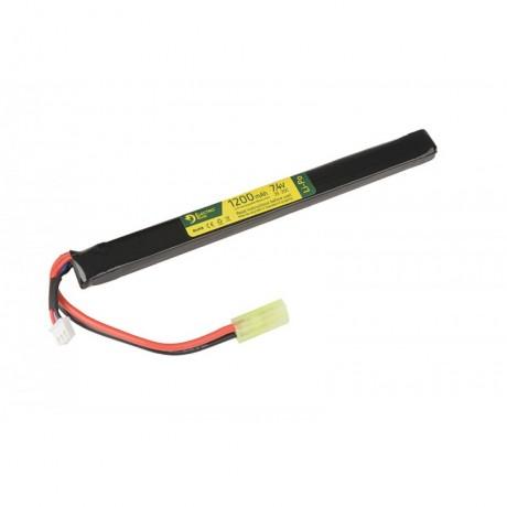 Аккумулятор ER LiPo 7,4V 1200mAh 20/40C