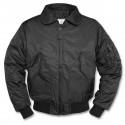 Куртка Летная Mil-Tec CWU Black