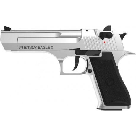 Пистолет стартовый Retay Eagle X