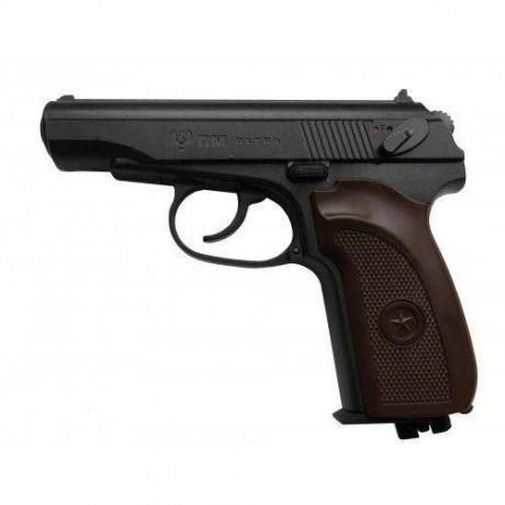 Пневматический пистолет KWC PM KMB-44 AHN Blowback