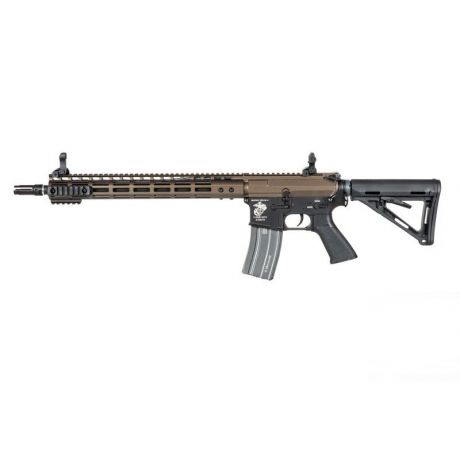 Штурмова гвинтівка Specna Arms M16 SA-V26-M Chaos Bronze