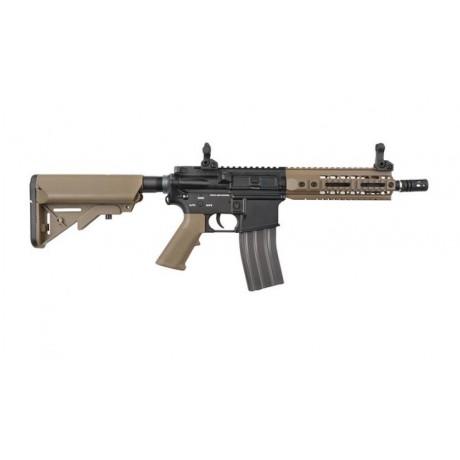 Штурмова Гвинтівка Specna Arms M4 CQB SA-A04 Half-Tan