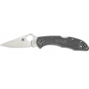 Нож Spyderco Delica 4 VG-10 Grey
