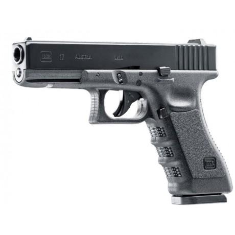 Пистолет Glock 17 пневматический
