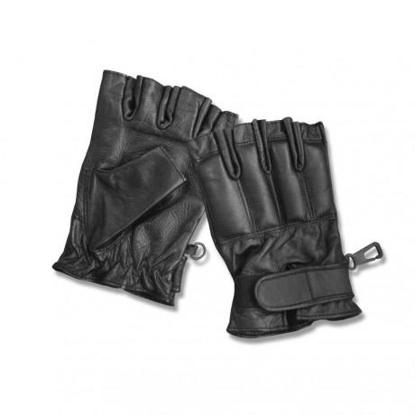 Перчатки Mil-tec без пальцев с песком