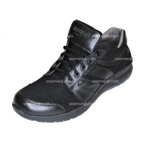 Кроссовки Rockford сетка черные