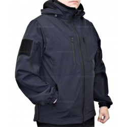 Куртка Soft Shell Navy Blue