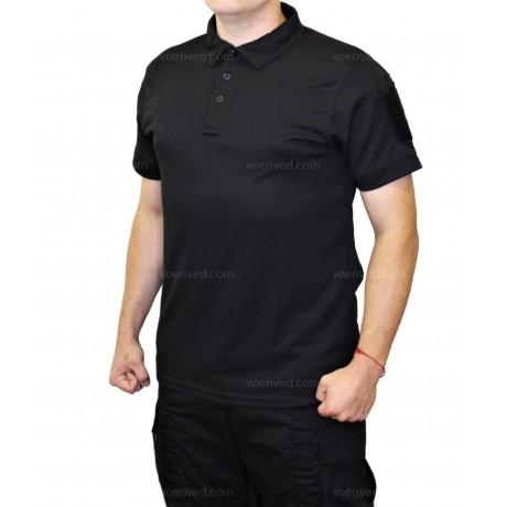 Поло Mil-tec Quick Dry Black
