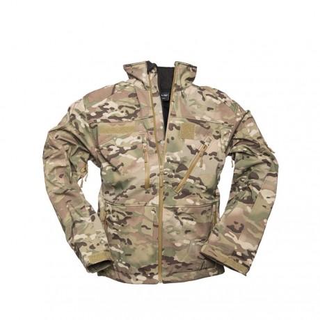 Куртка Mil-tec SCU Softshell Multicam