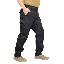 Брюки Mil-Tec BDU Slim Fit Black