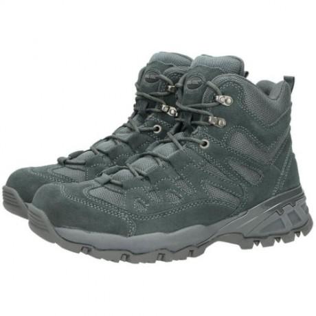 Ботинки Mil-Tec Trooper Squad 5 Urban Grey