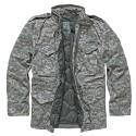 Куртка Mil-tec M-65 AT-Digital