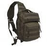 Сумка однолямочная Mil-Tec Assault Pack Small 8L Olive