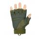 Перчатки Esdy тактические беспалые Olive