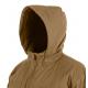Куртка Helikon зимняя Level 7 Coyote